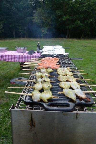 CuHaBo Catering verzorgt barbecues op locatie in de omgeving van Den Bosch