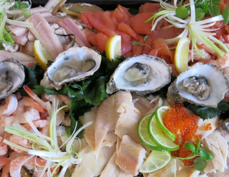 Koude en warme buffetten van CuHaBo Catering uit Den Bosch