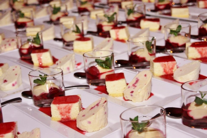 Desserts-bewerkt