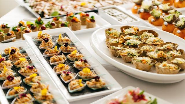Fingerfood Hapjes En Amuses Voor Receptie Borrel Feest Of Evenement
