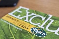 Foodstyling Anova vis sligro magazine