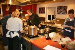 CuHaBo Catering verzorgt diverse kookclinics en kookworkshops