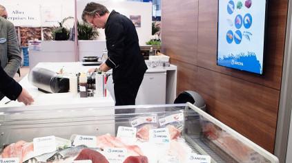 Anova Seafood Seafood Expo 2015 Brussel